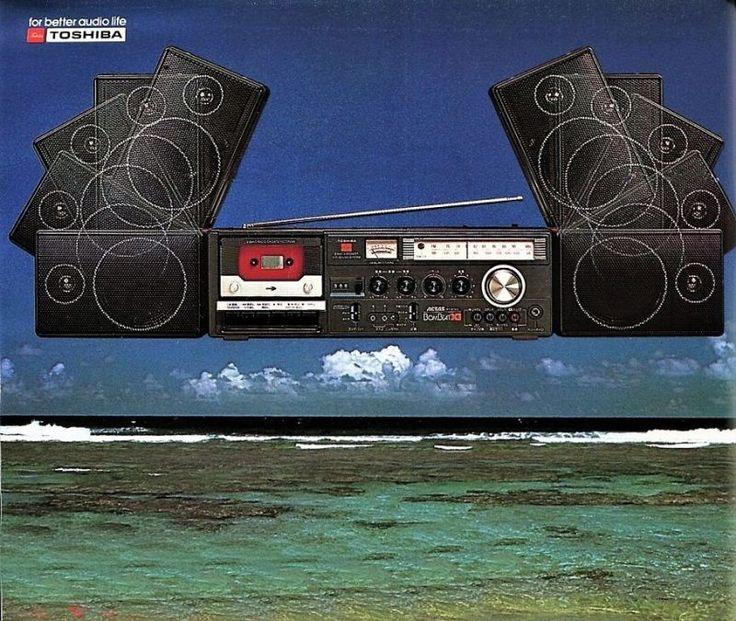 Better Audio TOSHIBA BomBeat X1