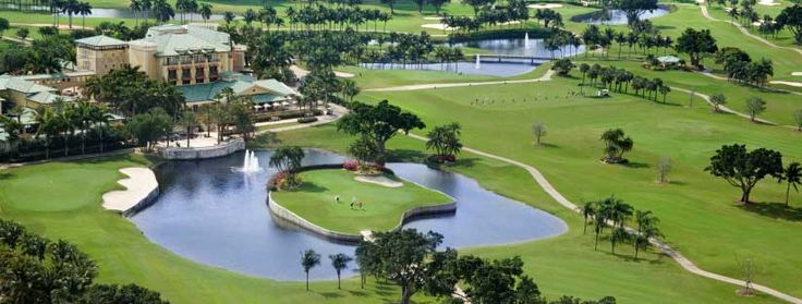 Golf at the Westin Diplomat Resort, Hollywood, FL. Challenge yourself on the course and then relax in the spa with one of the great treatments available.
