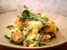 la Vache qui Vit | recept Aardappel-groentesalade | Vegetarische recepten