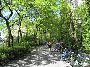 Бэттери Парк - исторический район Нью-Йорка.