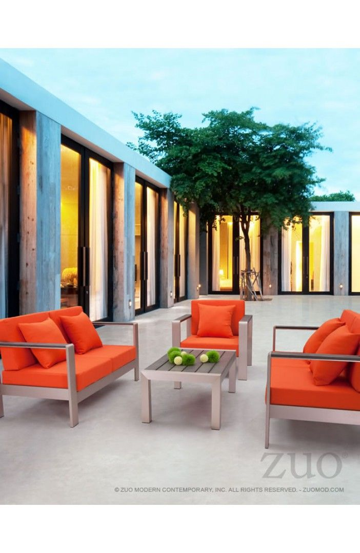 52 best Zuo Outdoor Collections images on Pinterest