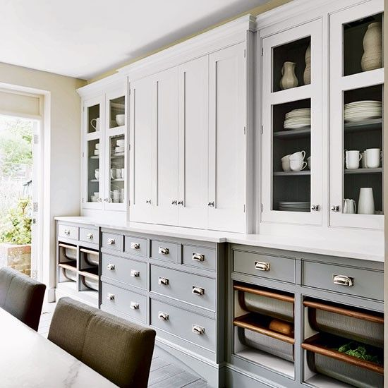 Take inspiration from classic estate kitchens
