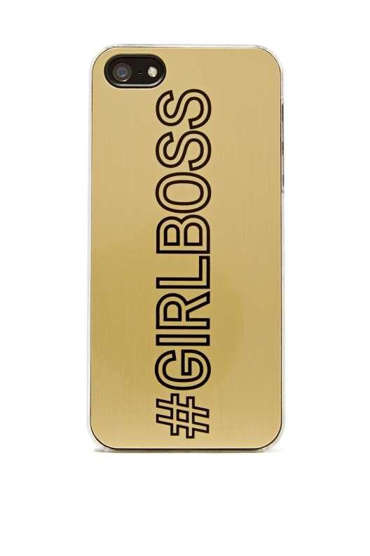 #GIRLBOSS iPhone 5 Case