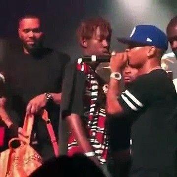 Plies Rapper Thrown Off Stage By a Fan