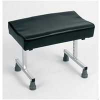 Leg Rest With Glide Feet Height Adjule