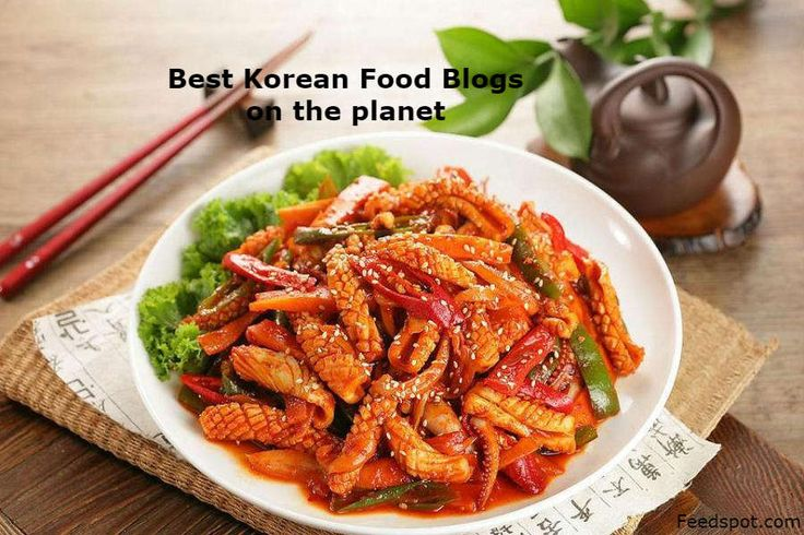 Top 30 Korean Food Blogs and Websites With Best Korean Recipes