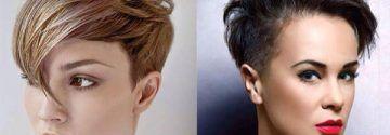 Wow, siehst Du toll aus! 10 attraktive Kurzhaarfrisuren, speziell für Frauen mit braunen Haaren.