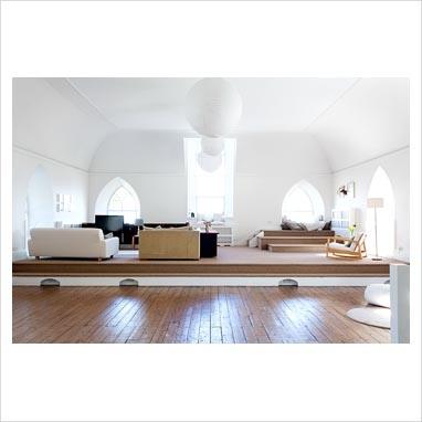 18 best split level images on pinterest living spaces for Split living room dining room ideas