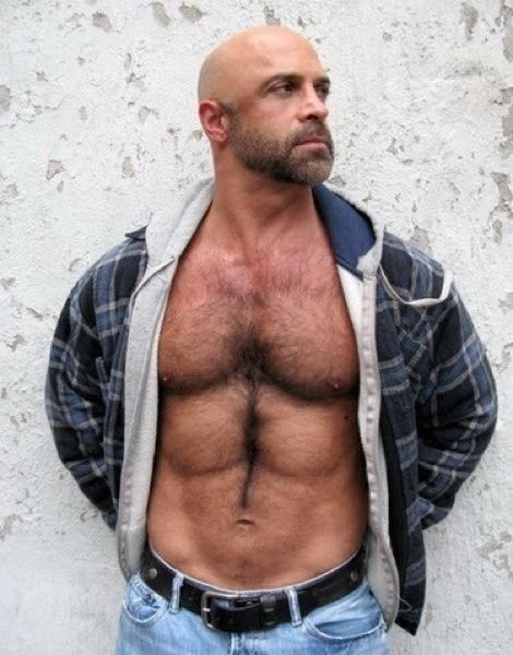 Bien-aimé Les 140 meilleures images du tableau Hot Guys Bald and Bearded sur  NB97