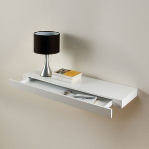 floating drawer shelf