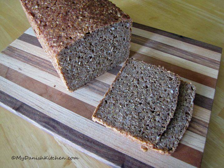 Rugbrød -  Dark Rye Bread