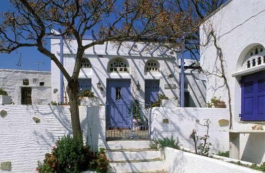 Visit Greece | Sightseeing on Tinos Architecture on Tinos, Cyclades