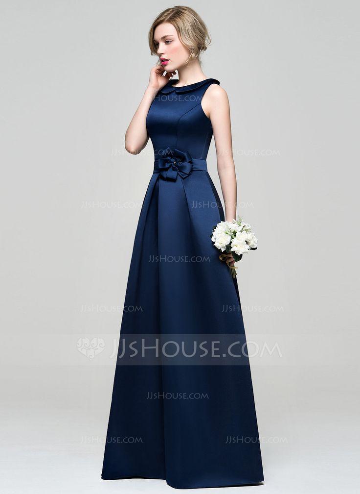 1000  ideas about Satin Bridesmaid Dresses on Pinterest - Elegant ...