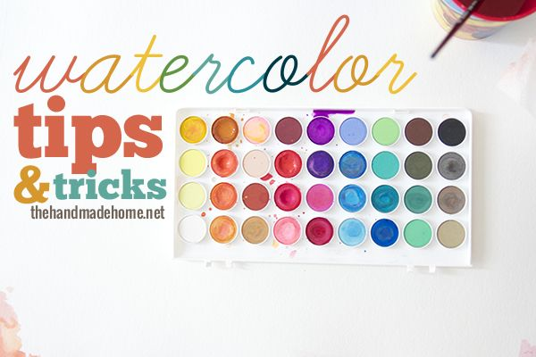 1000 ideas about watercolor tips on pinterest for Watercolour tips and tricks