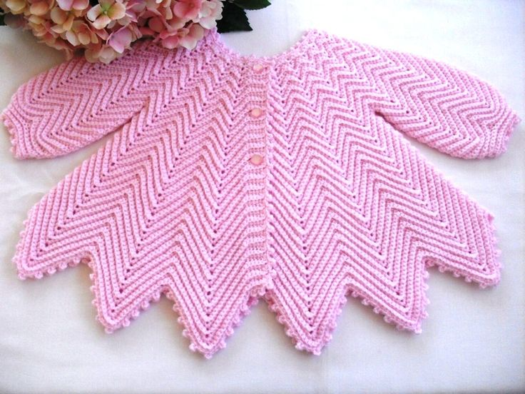 Free Crochet Pattern For Newborn Jacket : 25+ best ideas about Crochet Baby Jacket on Pinterest ...