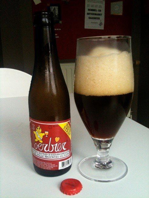 In Esen bij Diksmuide,wordt Oerbier gebrouwen in een brouwerij die al sinds 1835 bier produceert.