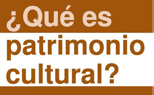 #Patrimonio Cultural OEI