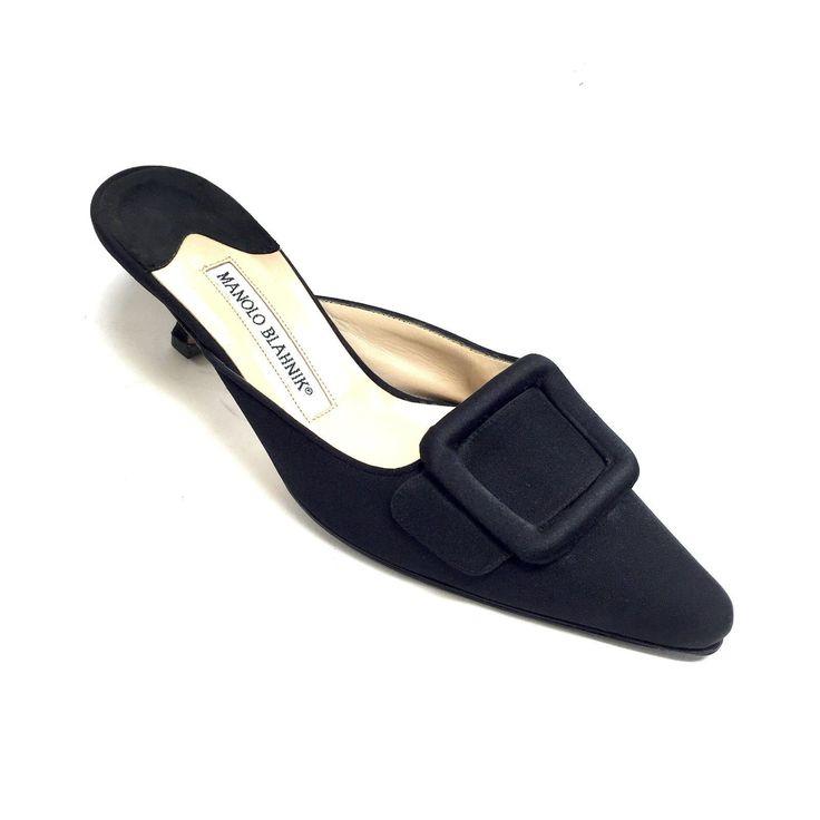 29 best SHOES! images on Pinterest | Kitten heels, Heeled mules ...