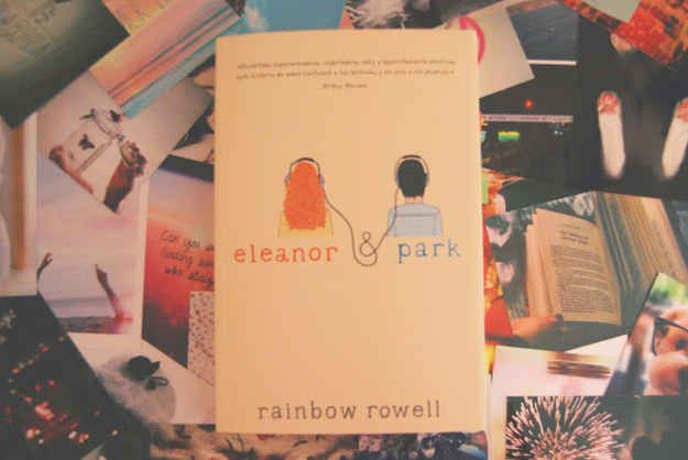 """✅Eleanor & Park , Rainbow Rowell   17 Books To Read If You Liked """"The Fault In Our Stars"""" This is a beautiful book and an enchanting read"""