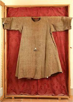 Tunic in the church of Cortona dated 1150-1225.