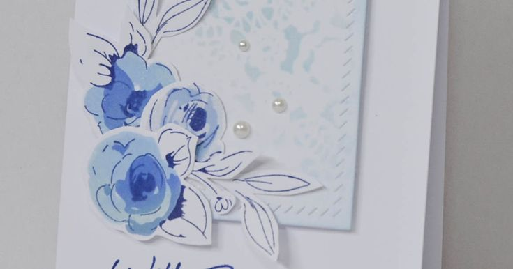 A blog about hand made cards