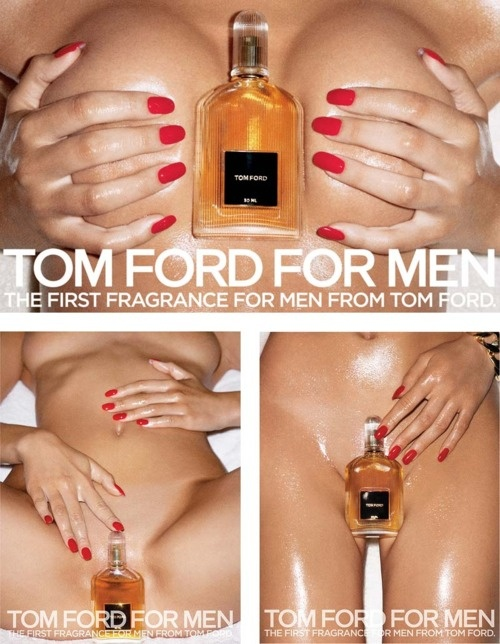 Tom Ford first perfume for men
