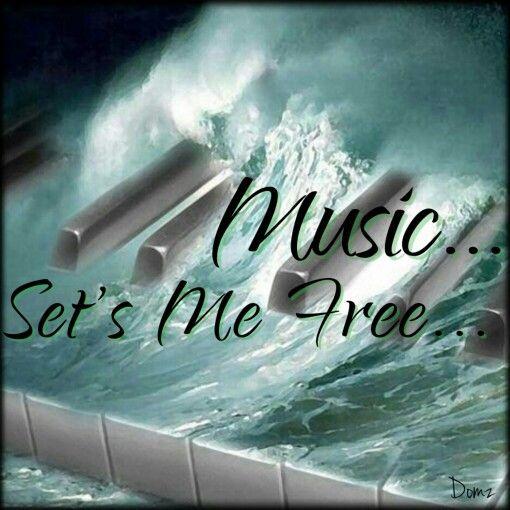 Sets me free