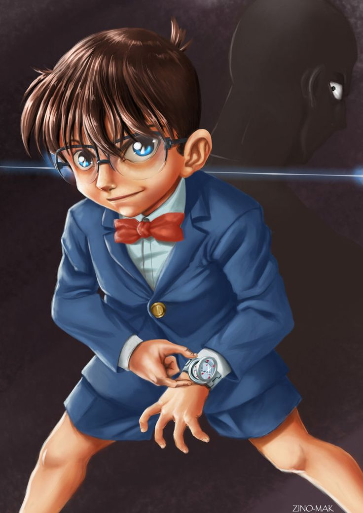 Detective Conan by ZINO-MAK