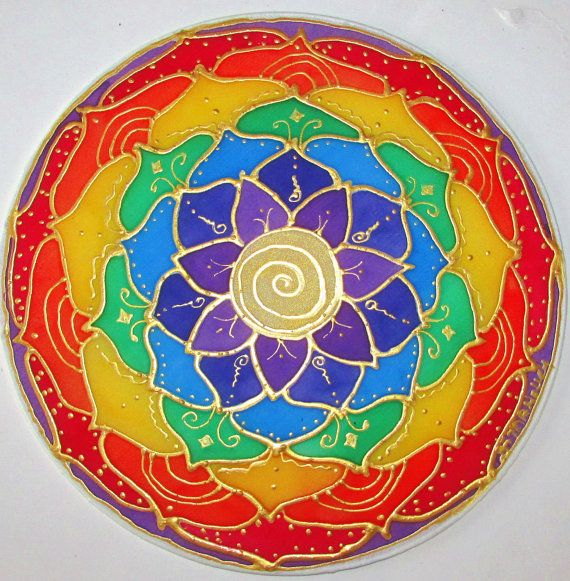 Balance Mandala Chakra Mandala mandala art chakra art spiritual art meditation art spiritual art yoga art on Etsy