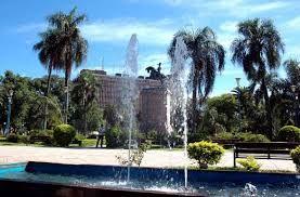 Argentina-Chaco-Resistencia-Plaza 25 de Mayo
