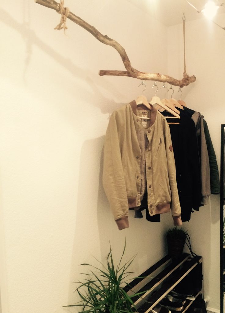 1000+ ideas about diy garderobe on pinterest | gardarobe, Innenarchitektur ideen