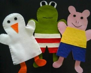 Kikker en zijn vriendjes