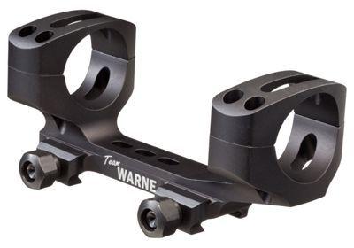 Warne Skeletonized AR Scope Mount - 30mm
