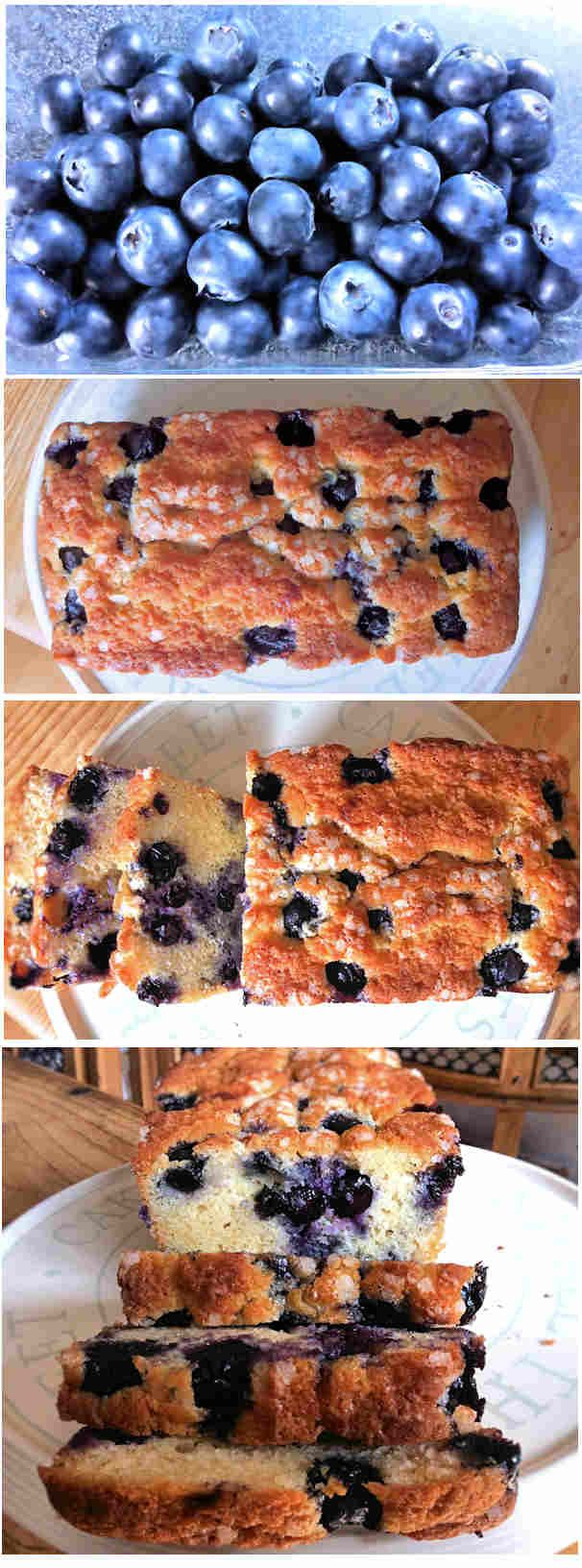Mascarpone blueberry cake, rich and velvety with a tangy flavour from the blueberries.