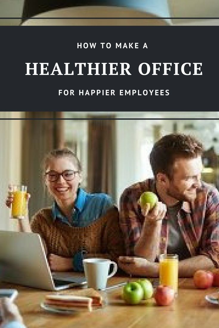 Top tips on how to build a happier and healthier office for your employees