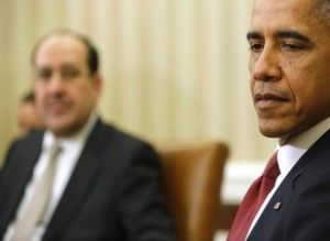 Maliki's refusal to Cow Tow to US Corporations is why his Country is being Disintegrated
