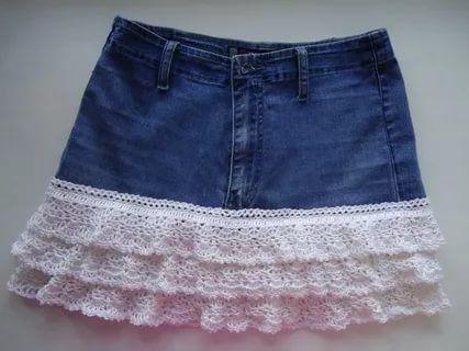 юбка из старых джинсов: 20 тыс изображений найдено в Яндекс.Картинках