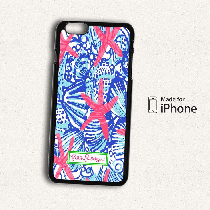 Llilly Pulitzer Print Hard Case For iPhone 6 Plus #Sm