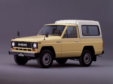 Nissan Patrol / Safari