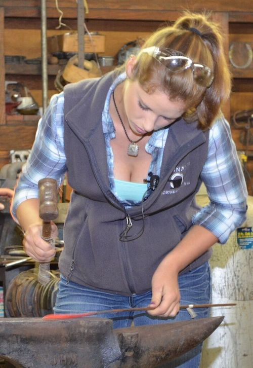 167 Best Women Blacksmiths And Knife Makers Images On