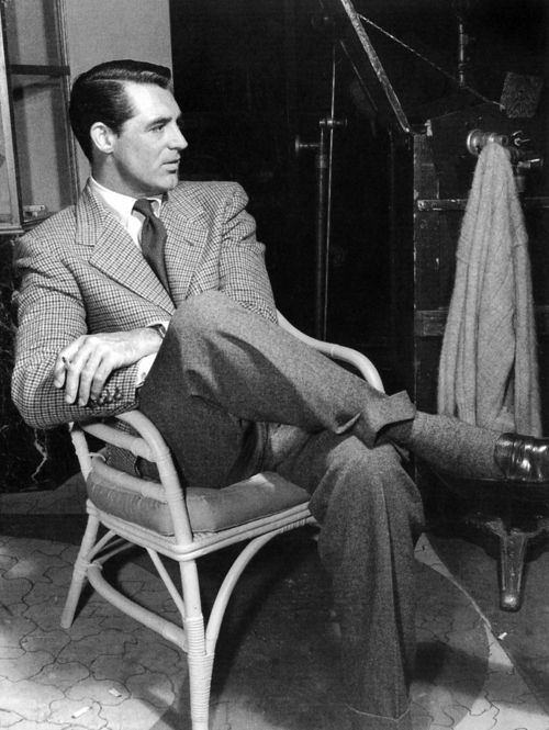 Cary Grant – Vintage Style
