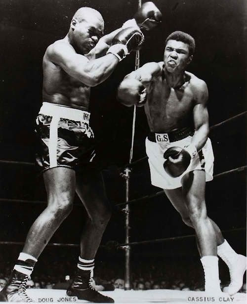 Was Muhammad The First African Man In The Boxing Ring
