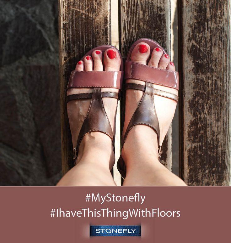#MyStonefly#IhaveThisThingWithFloors