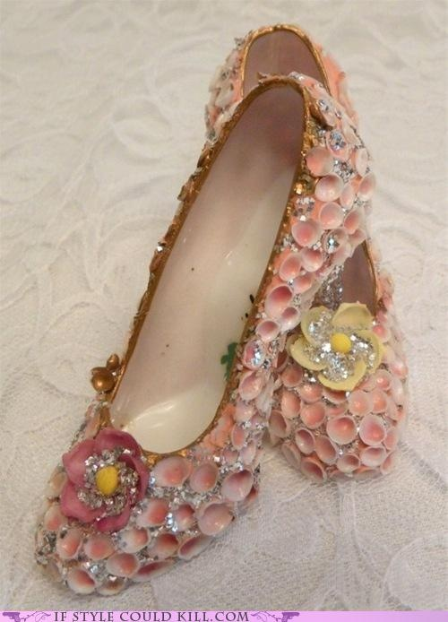 17 Best Images About Beachy Mermaid Shoes On Pinterest