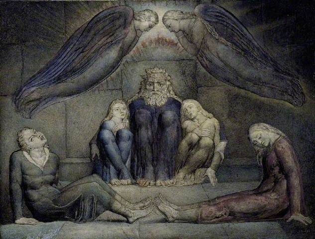Your Paintings - William Blake paintings
