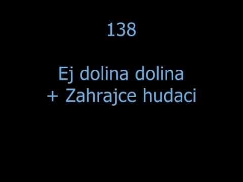 LUDOVKY Z VYCHODU 138 - Ej dolina dolina - Zahrajce hudaci