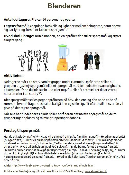 Skolestuens links.Circle time games and activities. A must for any teacher..Quick 5 Minute Filler Activities and Games for the Classroom.Strandet.Icebreaker games collection .Fantatiske flag.RÆS - Spilleplade.RÆS - Spørgsmål.Blenderen.Sardiner i en dåse.Fortæl en snor.Stor, større, størst!.Rundvolley aka Humblebold | Musikefterskolen i Humble.7 Easy Icebreakers You Can Do with Post-it Notes ( A Great Classroom Poster) ~ Educational Technology and Mobile Learning.Break the Back-...