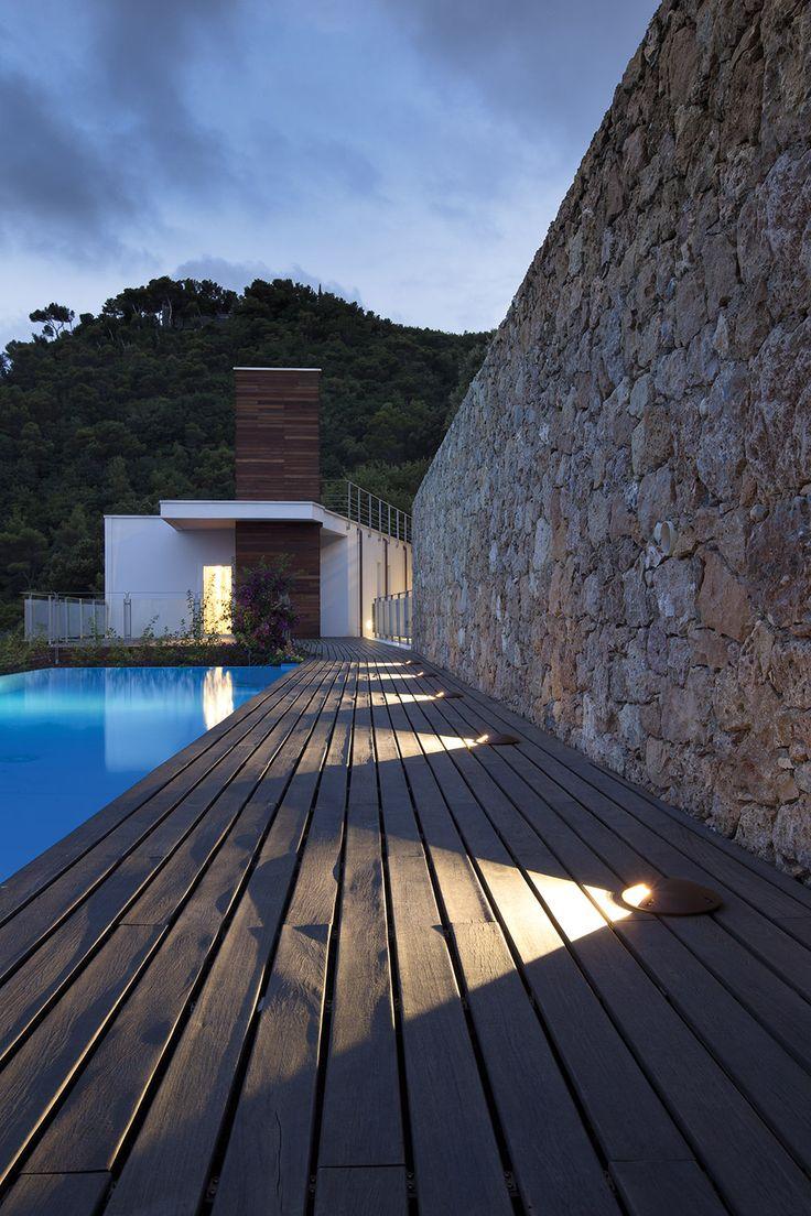 les 30 meilleures images du tableau clairage exterieur sur pinterest terrasses clairage. Black Bedroom Furniture Sets. Home Design Ideas