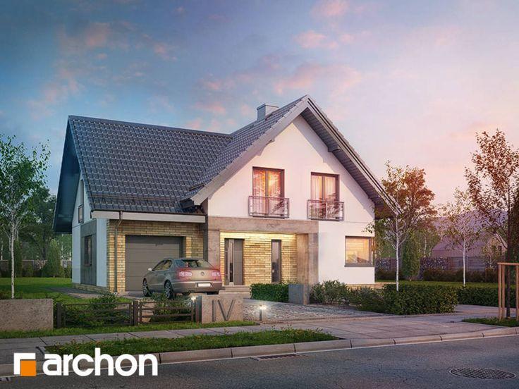 Die 25 besten ideen zu einfamilienhaus auf pinterest for Moderne fassadengestaltung einfamilienhaus
