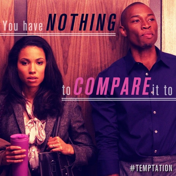 One moment of recklessness... can risk it all. Tyler Perry's #Temptation is NOW PLAYING!